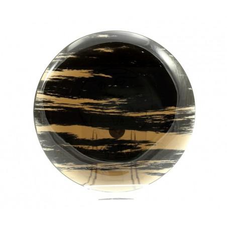 disco de obsidiana encaje