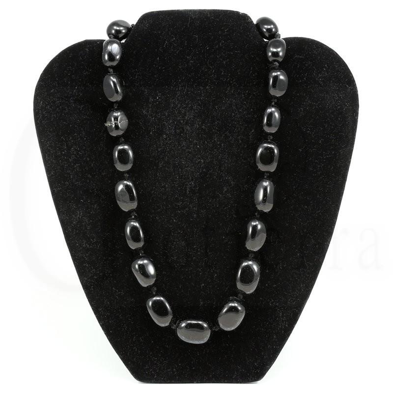 collar onix negro