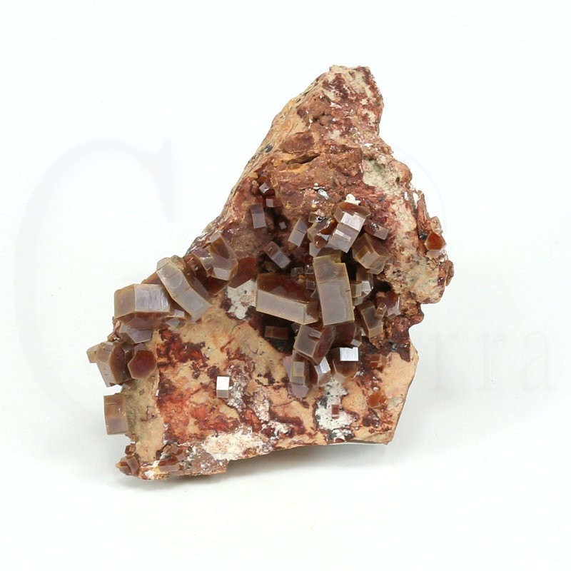 vanadinita cristalizada