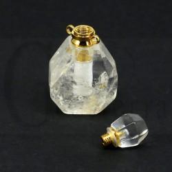 colgante perfumero cuarzo
