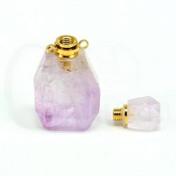 colgante perfumero amatista