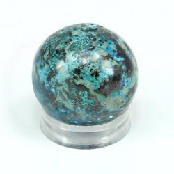 esfera turquesa