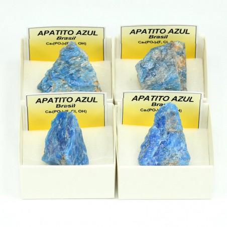 mineral apatito azul