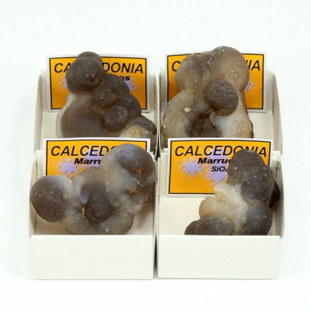 mineral calcedonia