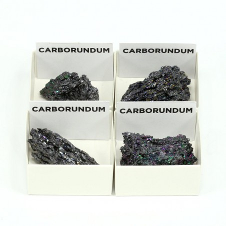 mineral carborundum recristalizado