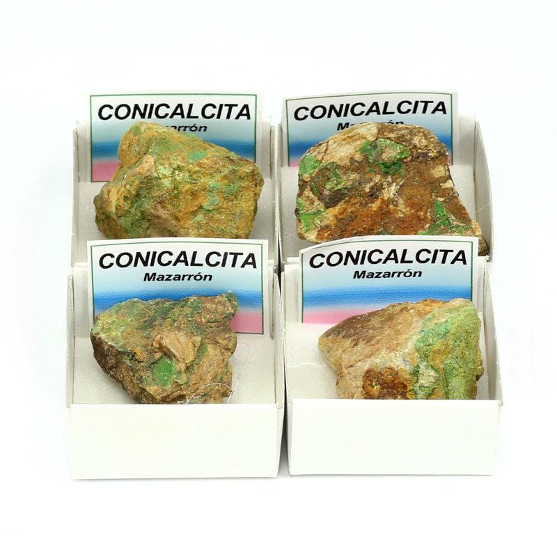 mineral conicalcita