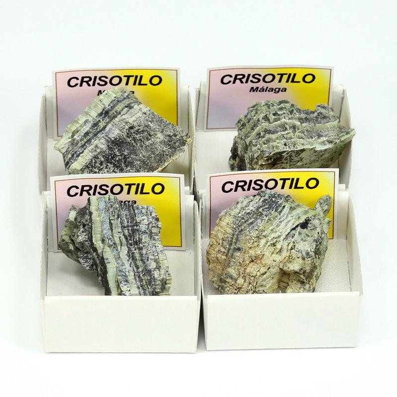 mineral crisotilo