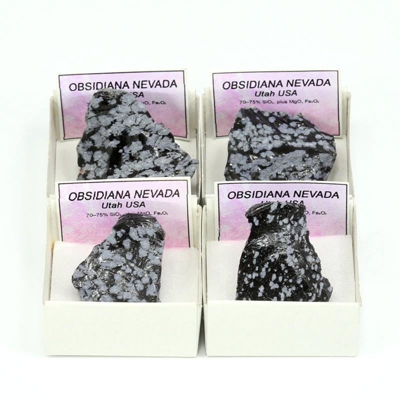 mineral obsidiana nevada