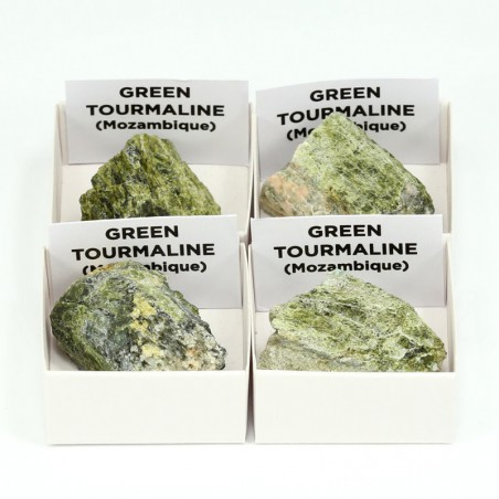 mineral turmalina verde