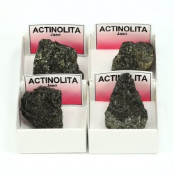 mineral actinolita