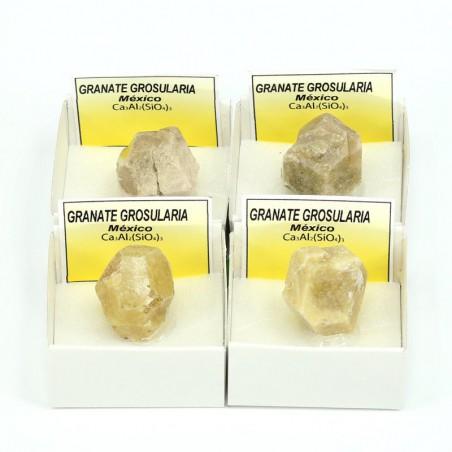 mineral granate grosularia