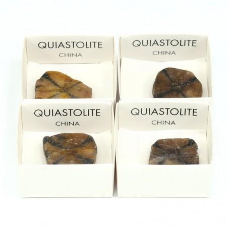 mineral quiastolita