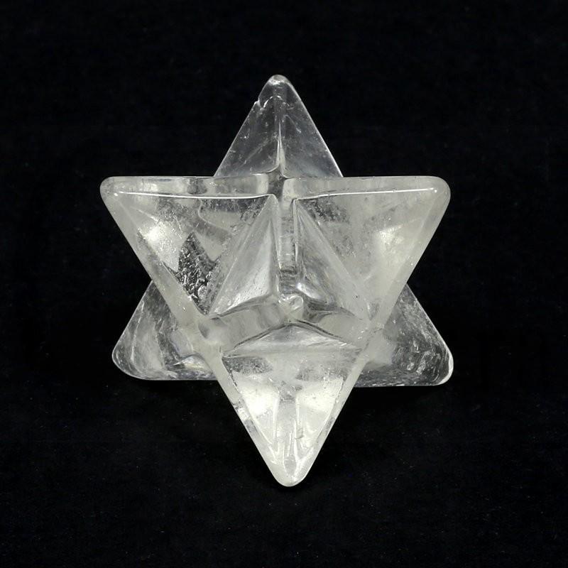 merkaba cuarzo cristal de roca