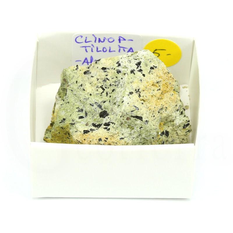 mineral clinoptilolita