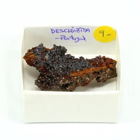 mineral descloizita