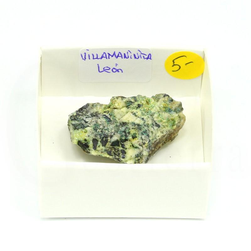 mineral villamaninita
