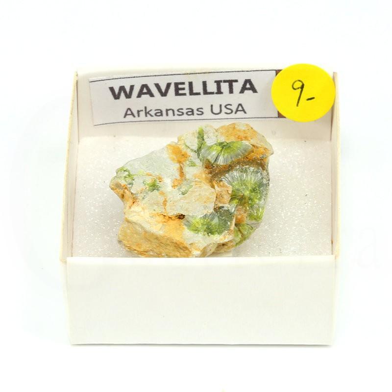 mineral wavellita