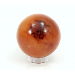 esfera agata de fuego