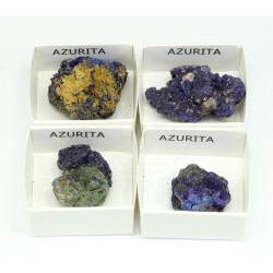 mineral azurita