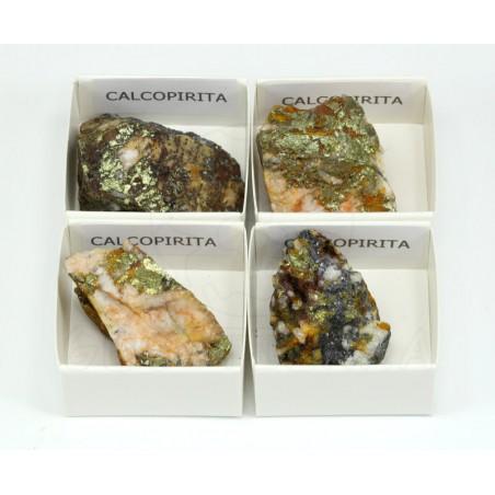 mineral calcopirita