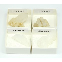 mineral cuarzo