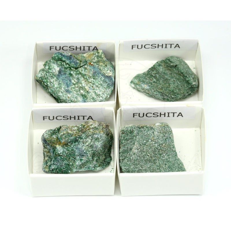 mineral fuchsita