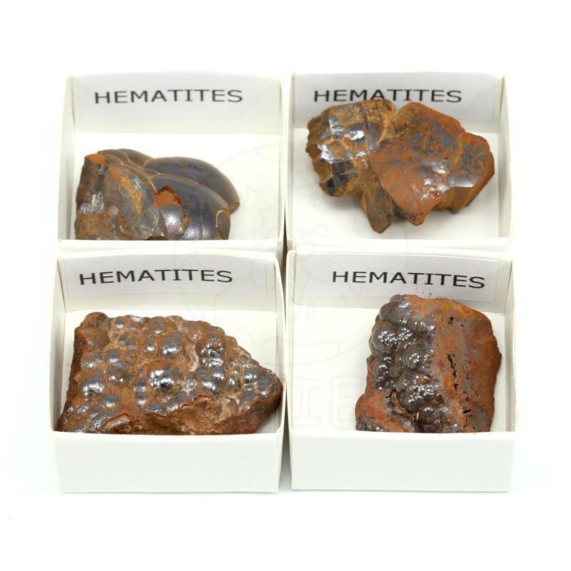 mineral hematites
