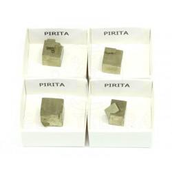 mineral pirita cubica