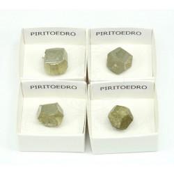 mineral piritoedro
