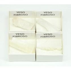 mineral yeso fibroso