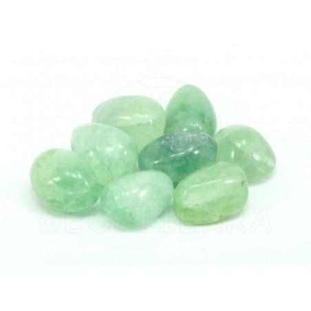 rodado fluorita verde