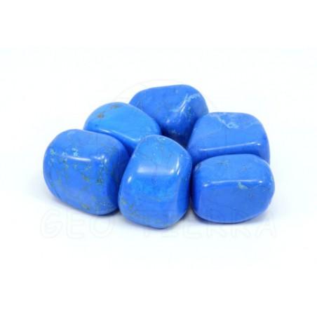 rodado howlita azul