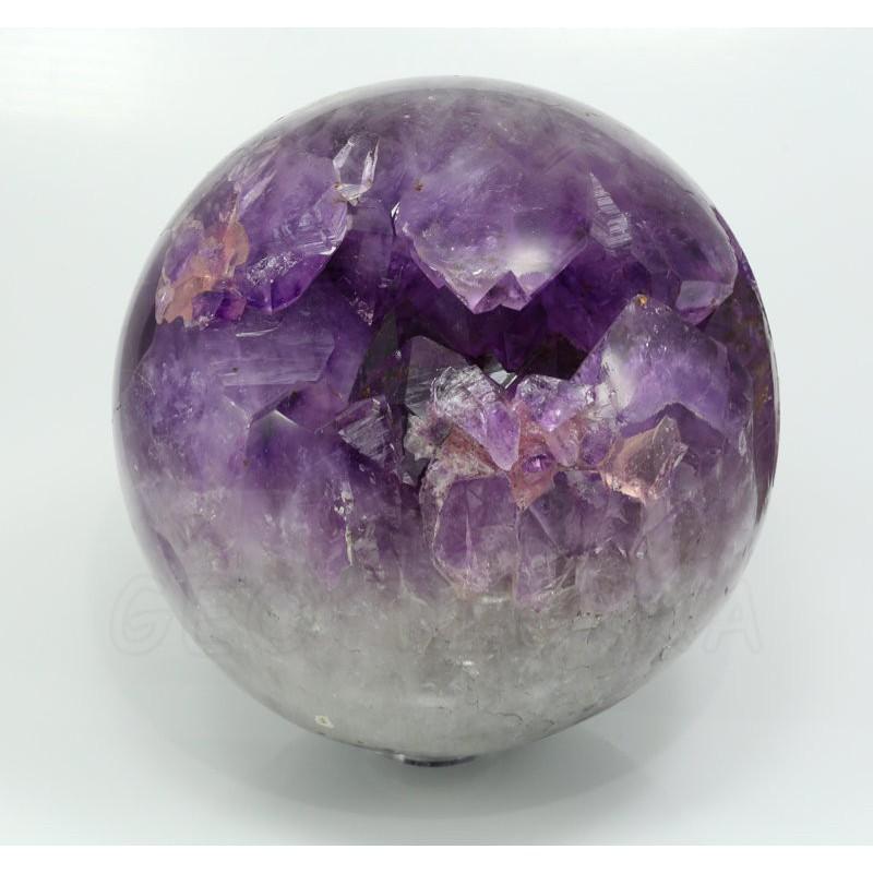 esfera amatista geoda