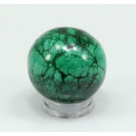 esfera malaquita