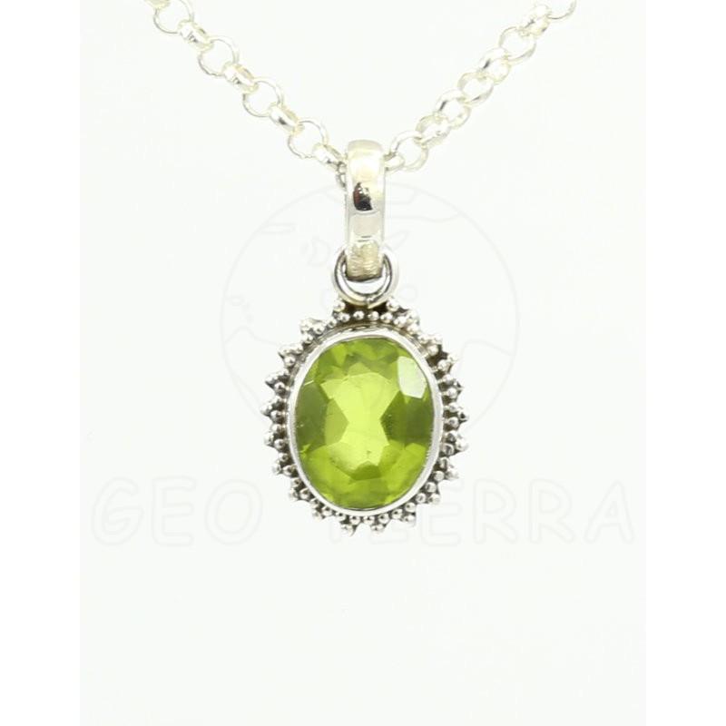 colgante olivino