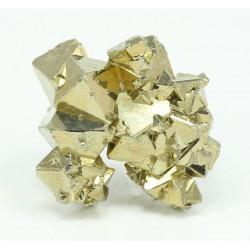 pirita octaedrica frente