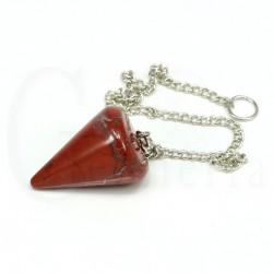 pendulo jaspe rojo