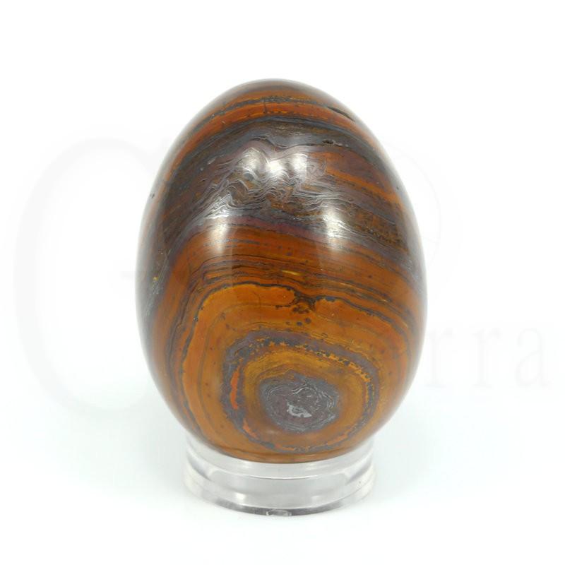 huevo ojo hierro