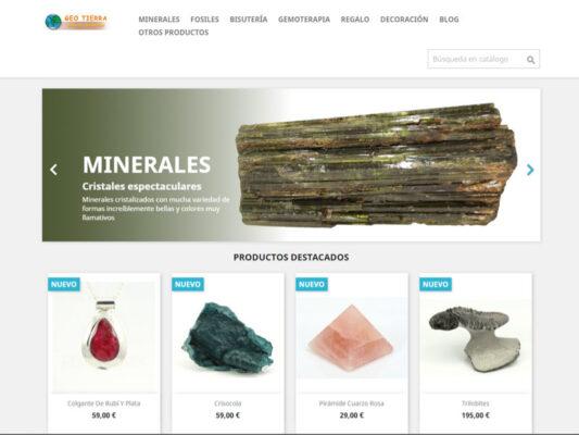 Abrimos la tienda online
